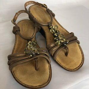 Clarks Bendables Sandals